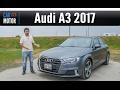 Audi A3 2017 - Deportividad y elegancia en equilibrio