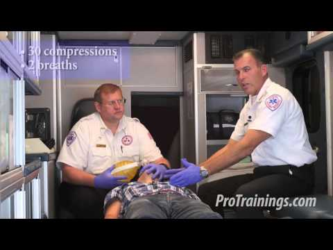 Adult CPR - Two Rescuer