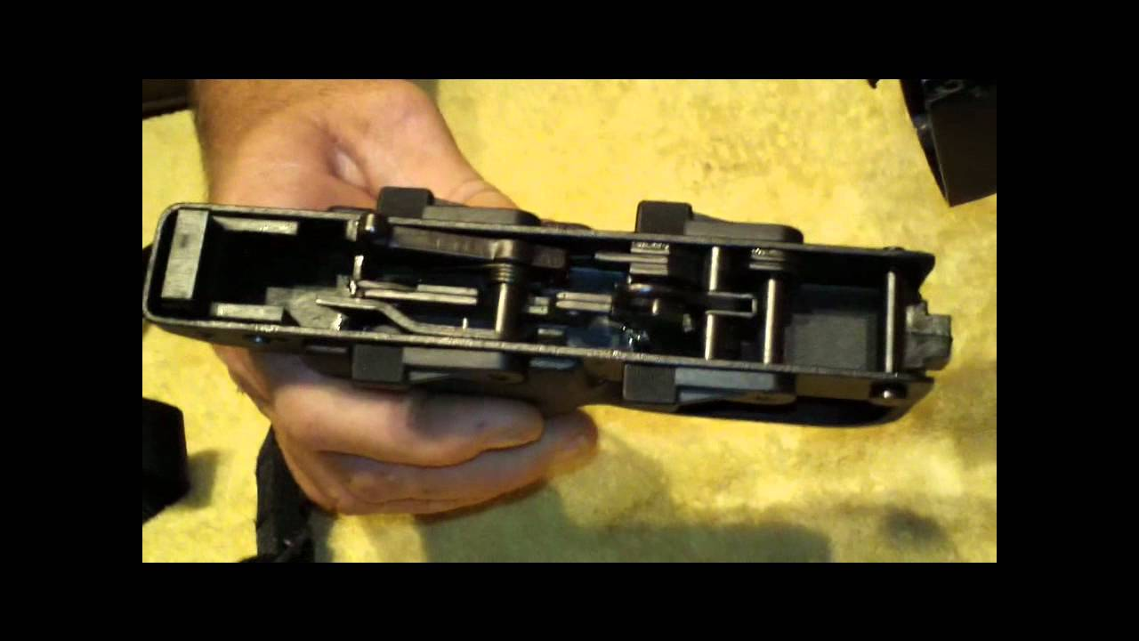 Spectre HC M4 Falcon Sub machine Gun Field Strip & Info ...