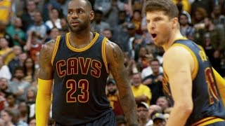 NBA Game Spotlight: Cavaliers at Pacers Game 4