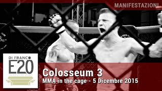 Colosseum 3: MMA in the Cage