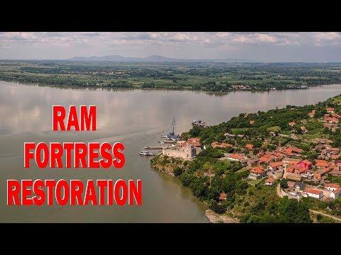 Restauracija Tvrđave U Ramu (2017 - 2019)