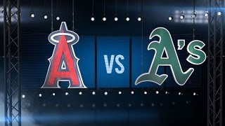 4/12/16: Soto's late heroics rally Angels past A's
