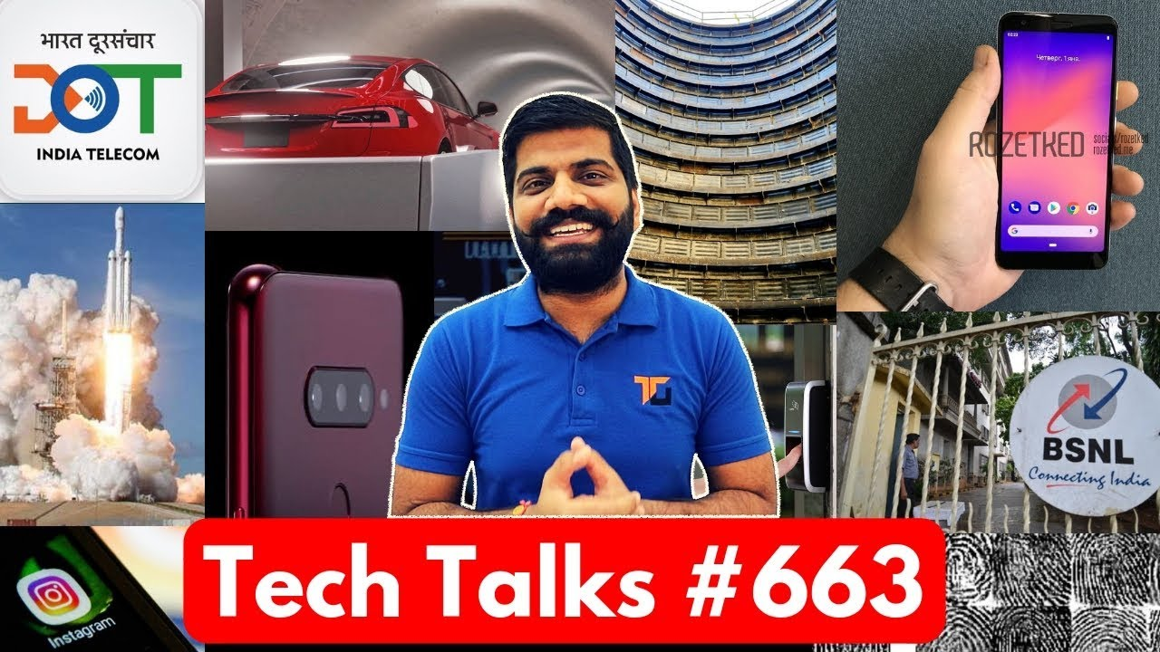 Tech Talks #663 - Xr Result, Logitech Hindi Keyboard, Instagram Leak, Max Pro M2, Pixel 3 Lite