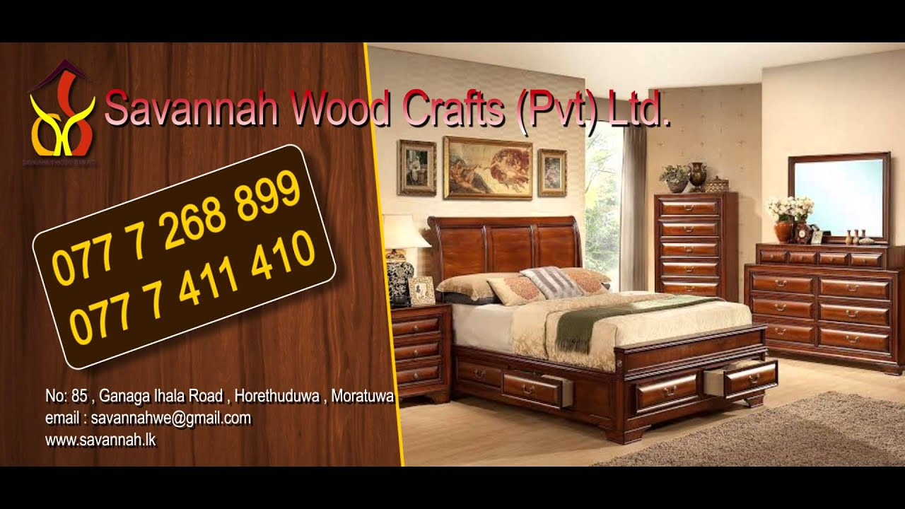Savennah Wood Craft Moratuwa Youtube