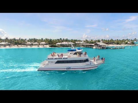 Fury Key West Glass Bottom Boat Tours