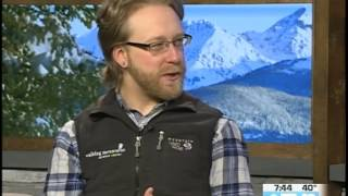 Walking Mountains Science Center Drew Trogstad Isaacson  05.10.17 Good Morning Vail