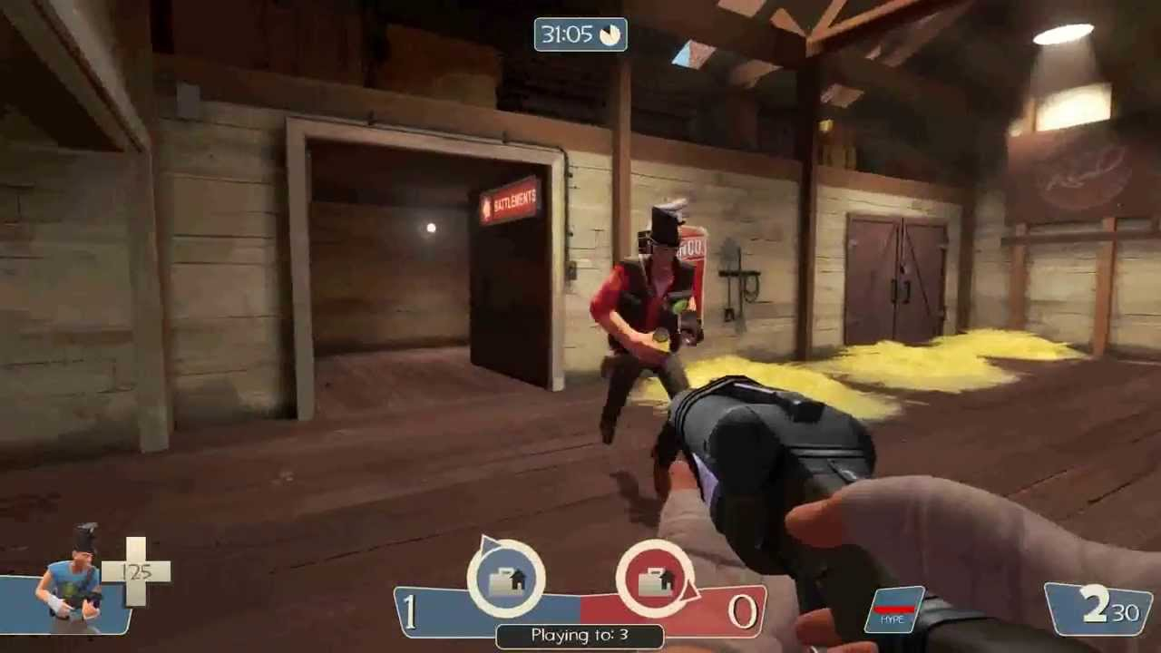 Team Fortress 2 Thai