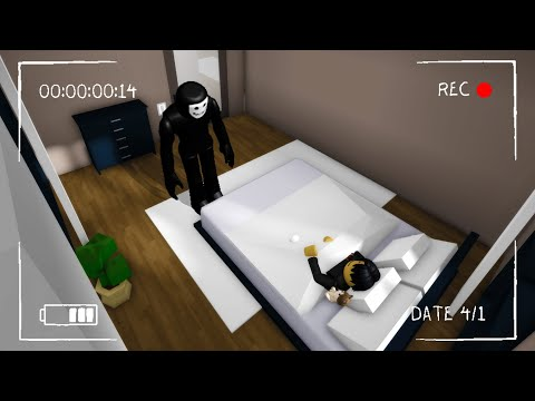 Don't go to SLEEP in Roblox BrookHaven