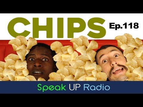 ネイティブ英会話【Ep.118】ポテトチップス//Chips - Speak UP Radio [ネイティブ英会話ラジオ]
