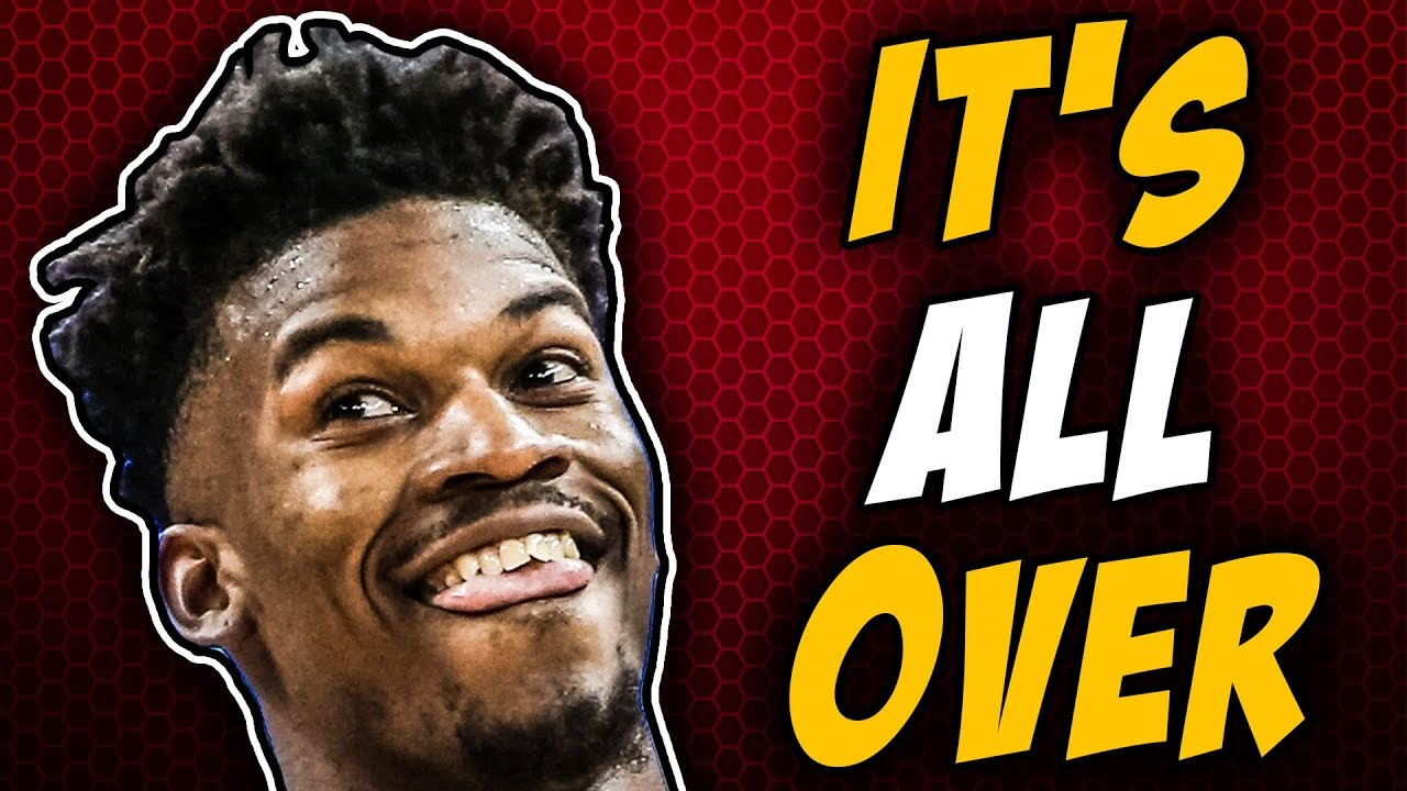 71b1be733b343 The ONE THING Holding Jimmy Butler Back - YouTube