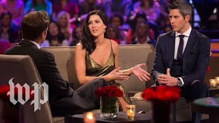Here's what you missed during the 'cringe-worthy' finale of 'The Bachelor'