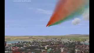 Frecce Tricolori Virtuali -  Virtual Malta International Airshow