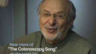 2010 CBS CBS Cares Peter Yarrow Colonoscopy Song PSA Promo