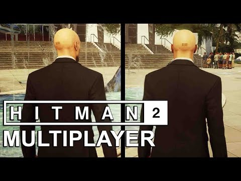HITMAN 2: MULTIPLAYER Ghost Mode Gameplay