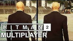 21 Minutes of HITMAN 2: MULTIPLAYER Ghost Mode Gameplay!