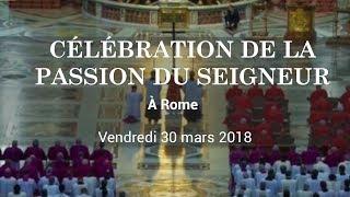 Célébration de la Passion du Seigneur