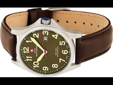 c87f29319fb Unboxing  Relógio Swiss Mountaineer SML8032 (Original) - YouTube