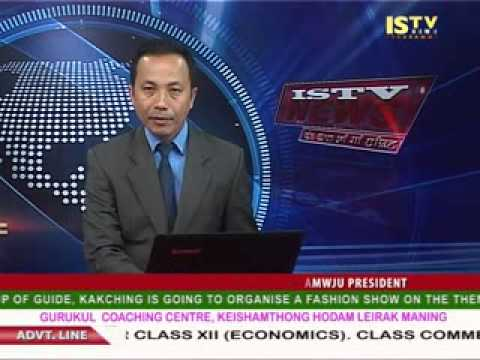 28th June 2015 ISTV Manipuri News