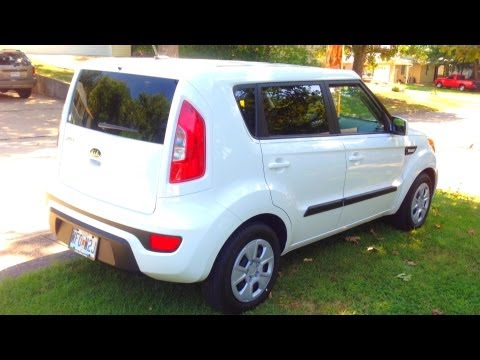 An IT Guy Reviews the 2013 Kia Soul Base Model Purchased Aug 2013