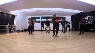 """King Kunta"" Locking Choreography by Lady C"