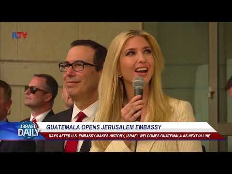 Your Morning News From Israel - May. 16, 2018.