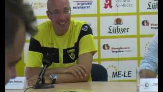 Pk DFB-Pokal: Torgelower SV Greif vs. Alemannia Aachen