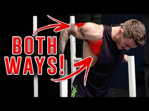 how-to-do-dips-for-chest-or-triceps-(both-ways!)