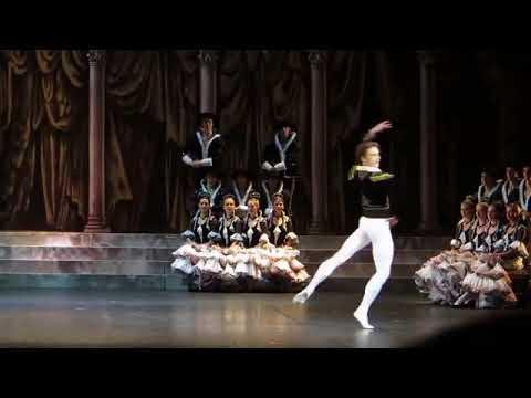 Don Quixote Act 3 Basil variation - 13 dancers for comparison