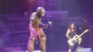 """The Book of Souls (Eddie Attacks)"" Iron Maiden@Wells Fargo Center Philadelphia 6/4/17"