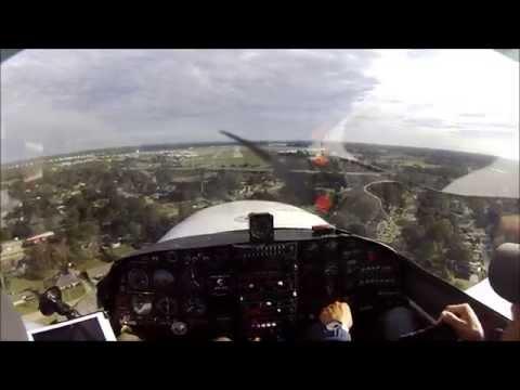 Lancair 360 - Tampa to Dallas Love Field