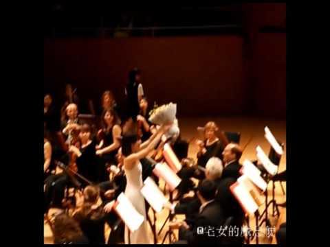 Alice Sara Ott in Shanghai (trailer)