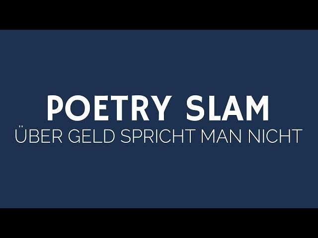 Über Geld spricht man nicht! - Poetry Slam | ELIM KIRCHE GEESTHACHT | HD
