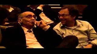 José Saramago após assistir Ensaio Sobre a Cegueira (2008)