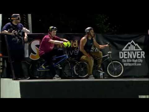 Semi Final UCI BMX Freestyle Park World Cup - FISE World Denver 2016