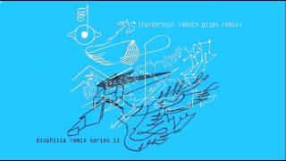 björk: thunderbolt (death grips remix)