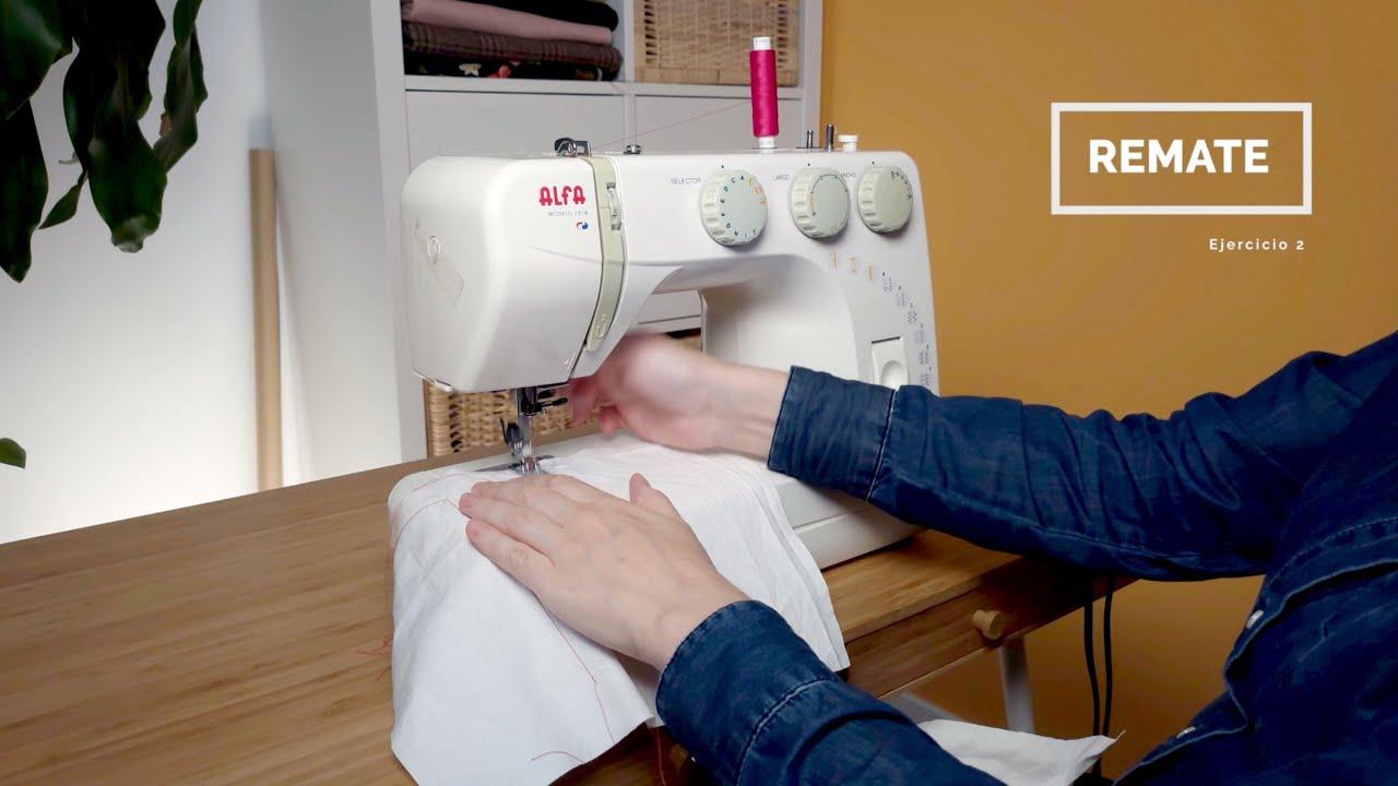 CURSO ONLINE - Iniciación a la máquina de coser // Aprende