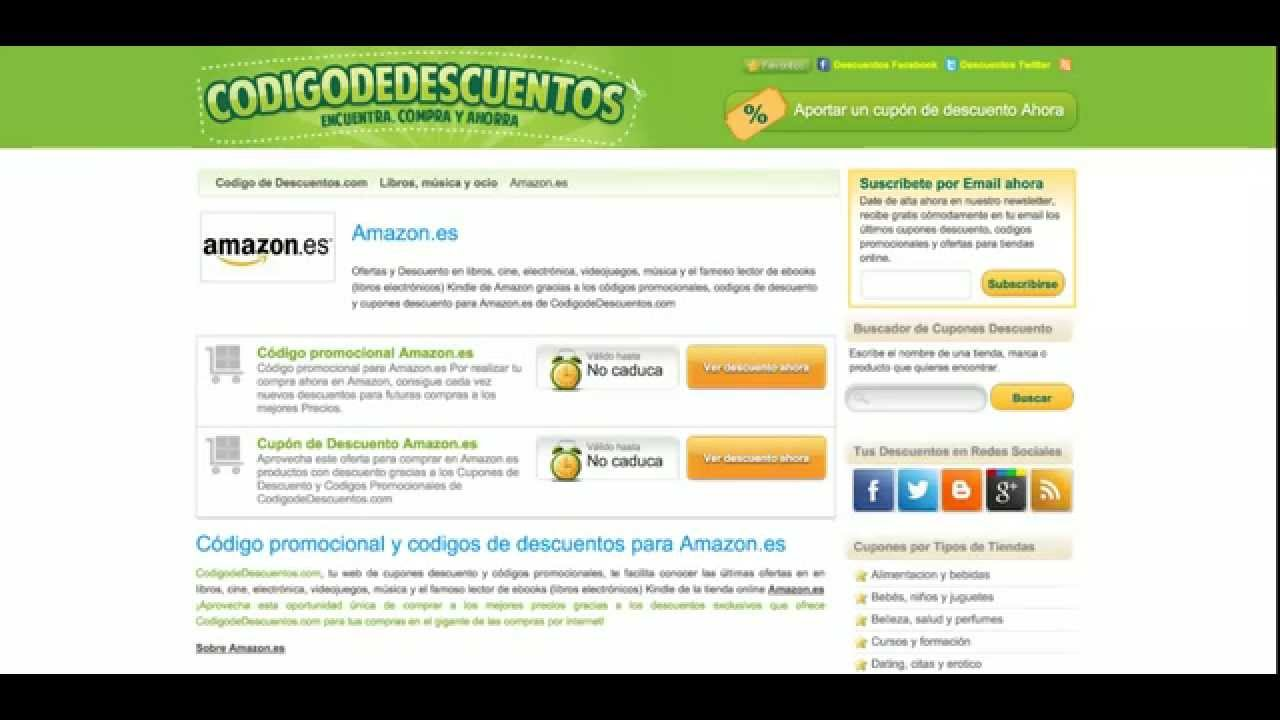 Promociones Y Cheques Regalo Amazon