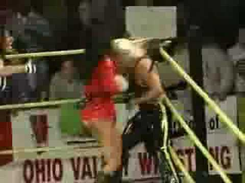 Shelly MArtinez(Ariel) Vs Beth Phoniex