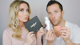 HUSBAND GUESSES MAKEUP PRICES