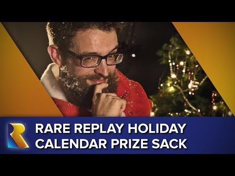 Rare Replay Holiday Calendar 2015 Prize Sack
