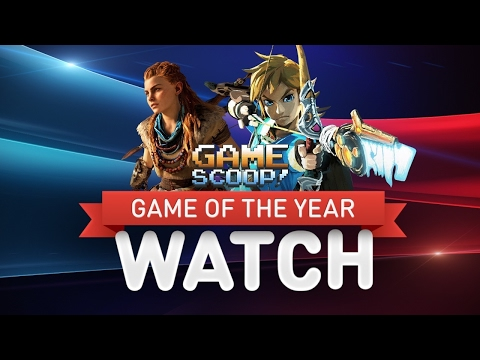 Game Scoop! 430: Game of the Year Watch 2017 Begins