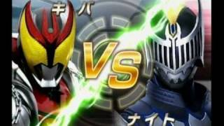 Epic Battles Rider Edition: Kiva vs Knight