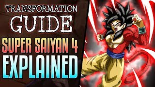Super Saiyan 4 Explained