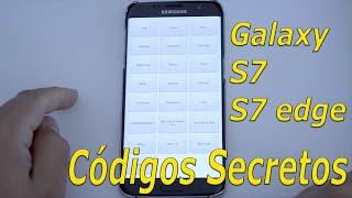 Códigos Secretos: Galaxy S7 / S7 edge