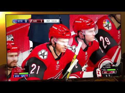 NHL 18 : Xbox One X Enhanced - My First Look