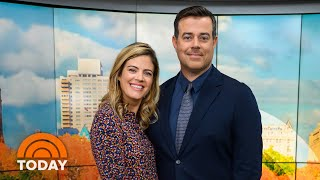 Carson And Siri Daly Reveal The Gender Of Baby No. 4 | TODAY
