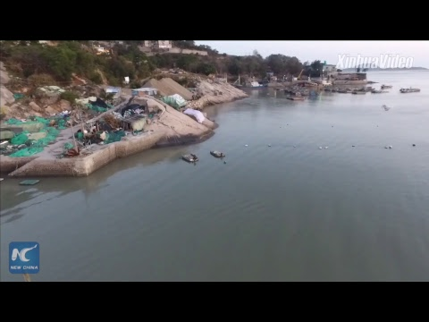 Polluted village turns into pristine tourist destination in Fujian, China