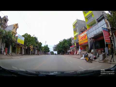 Phố Huyện Hiệp Hòa Bắc Giang | Business Street in Hiep Hoa | Viet nam Discovery Travel # 1.