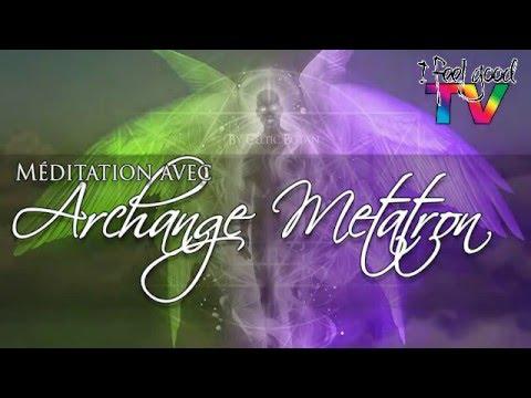 Musique Méditation Archange Metatron - I FEEL GOOD & YOU